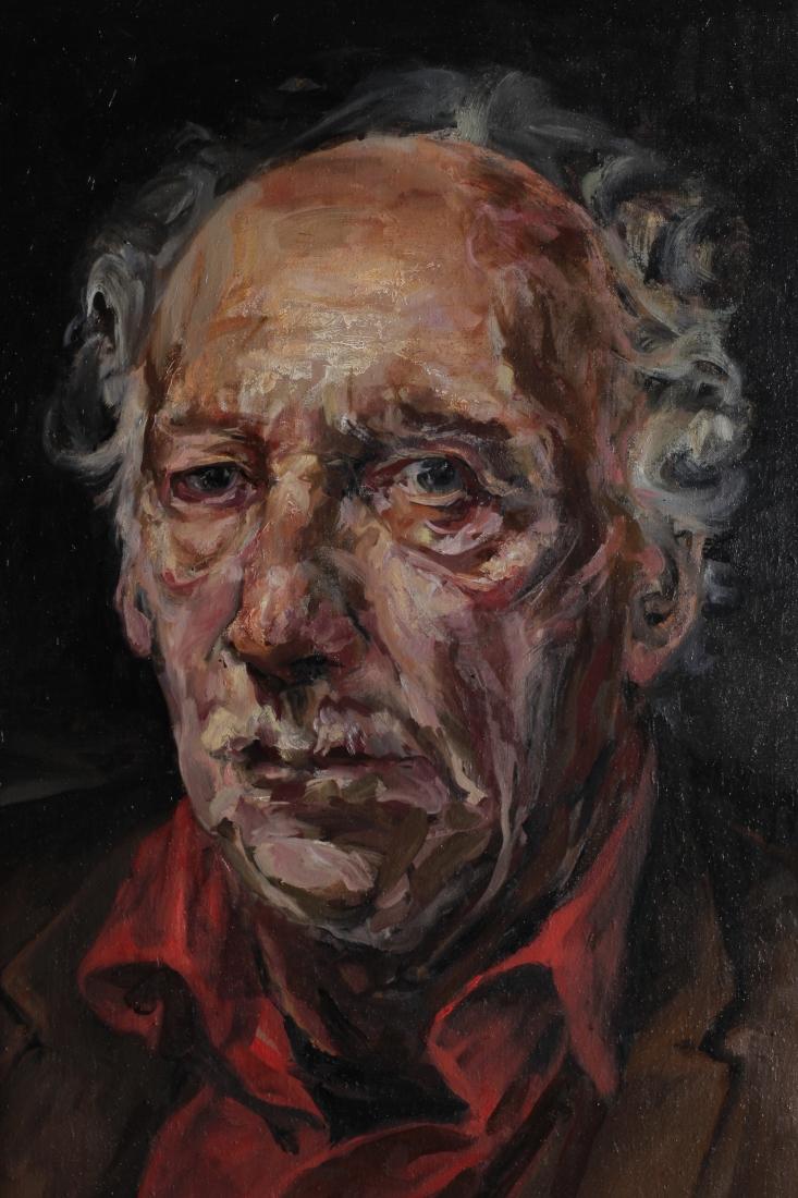 2019-Visit-01 Paul Legeland portrait painting n.a.v. L. Schatz